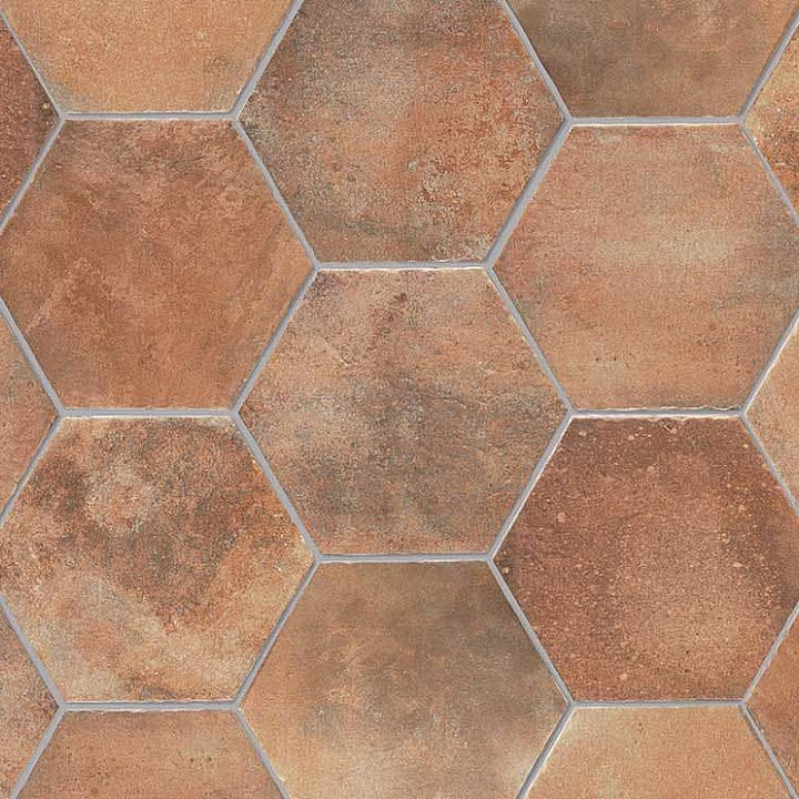 Granada Hexagon by Marlborough Tiles