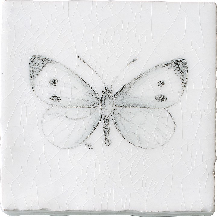 Butterflies 2 by Marlborough Tiles