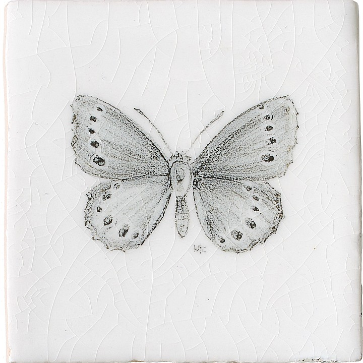Butterflies 5 by Marlborough Tiles