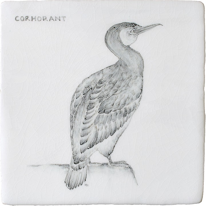 Cormorant 1 by Marlborough Tiles