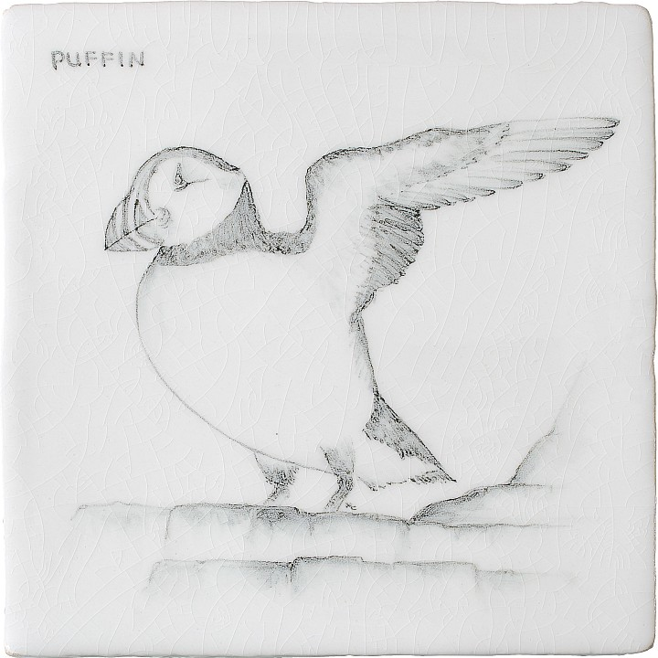 Puffin 4 by Marlborough Tiles