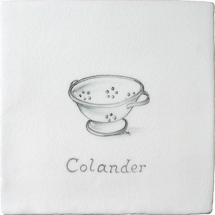 Colander 10 by Marlborough Tiles