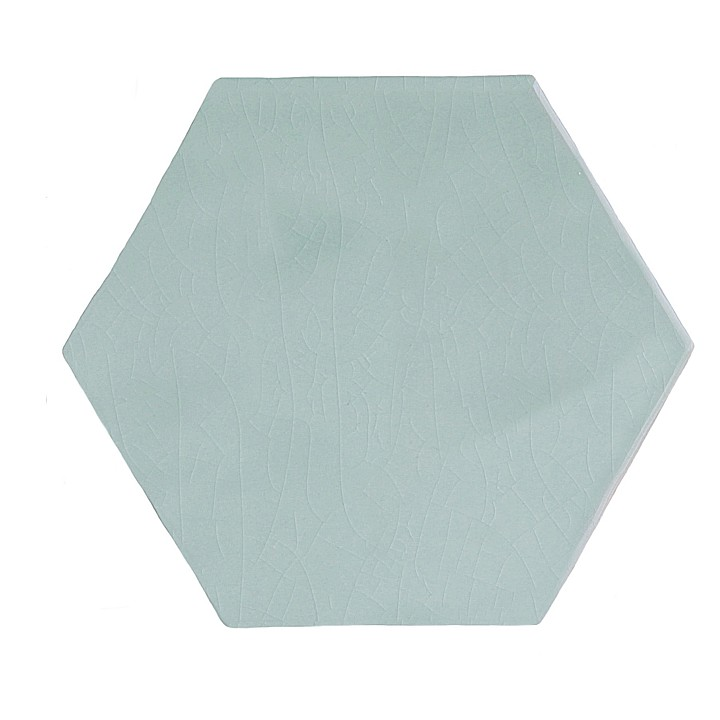 Viking Hexagon Gloss by Marlborough Tiles
