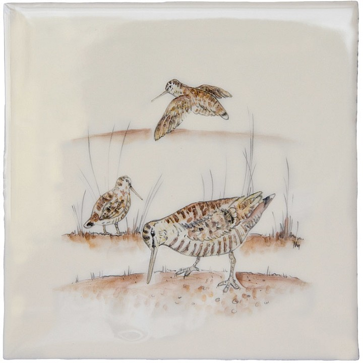 Woodcocks 2 by Marlborough Tiles