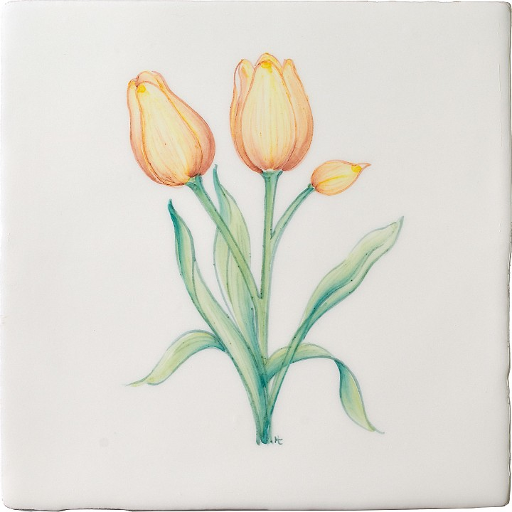 Tulip 7 by Marlborough Tiles