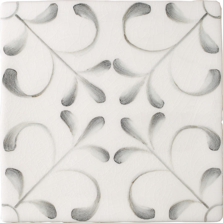 Follies 1 Charcoal by Marlborough Tiles