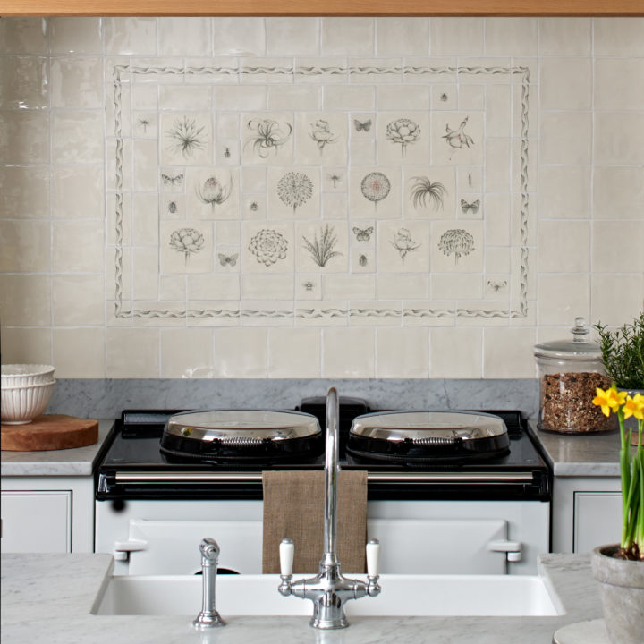 The range cooker panel: a creative guide