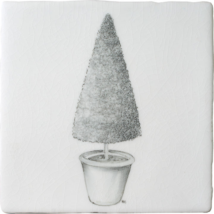 Topiary 2 by Marlborough Tiles